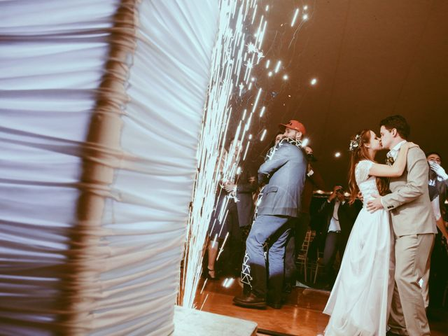 El matrimonio de Rafael y Laura en Subachoque, Cundinamarca 86