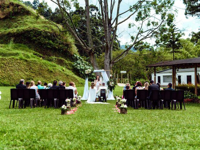 El matrimonio de Luis Fernando y Heidy en Medellín, Antioquia 7