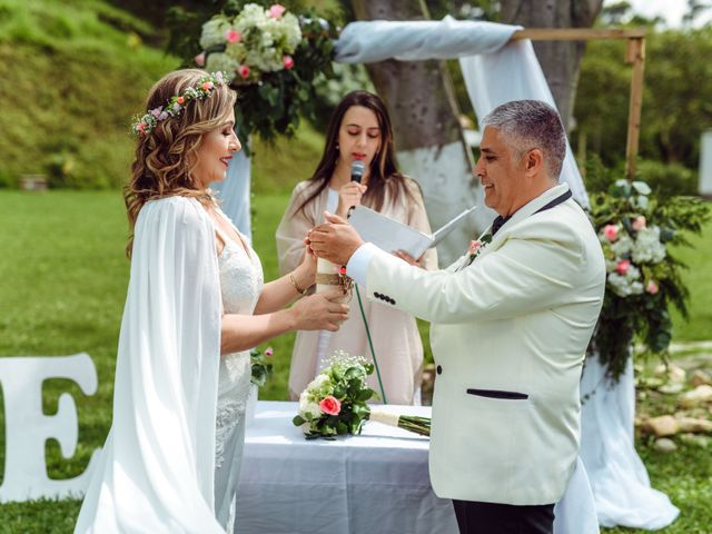 El matrimonio de Luis Fernando y Heidy en Medellín, Antioquia 8