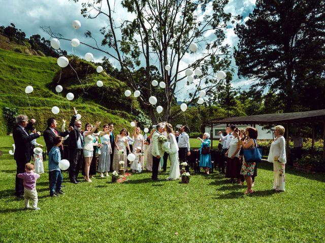 El matrimonio de Luis Fernando y Heidy en Medellín, Antioquia 9