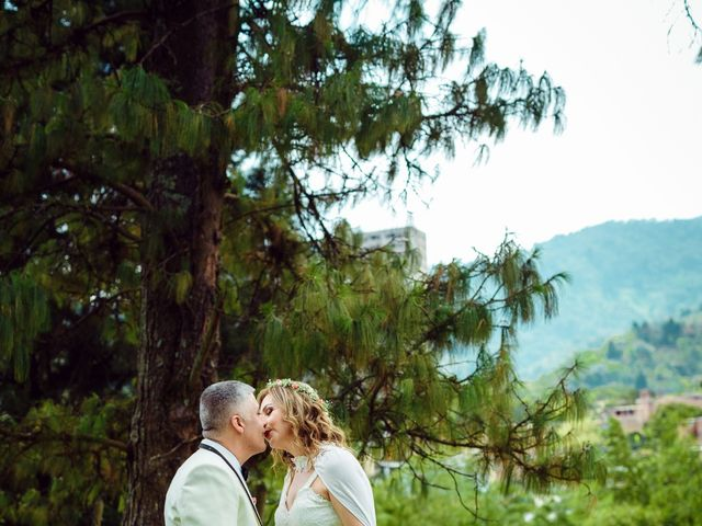 El matrimonio de Luis Fernando y Heidy en Medellín, Antioquia 12