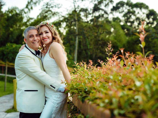 El matrimonio de Luis Fernando y Heidy en Medellín, Antioquia 14