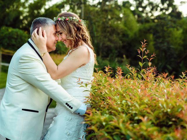 El matrimonio de Luis Fernando y Heidy en Medellín, Antioquia 15