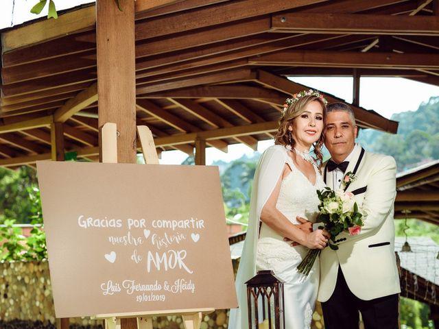 El matrimonio de Luis Fernando y Heidy en Medellín, Antioquia 17