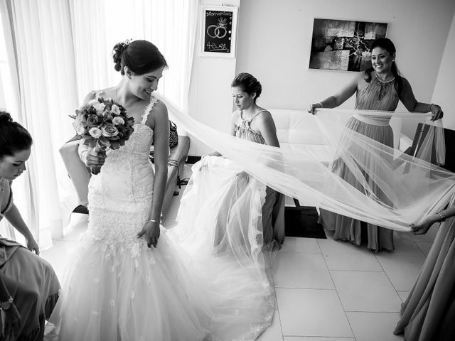 El matrimonio de Roy y Luz en Cartagena, Bolívar 4