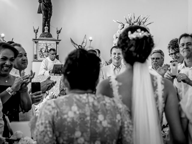 El matrimonio de Roy y Luz en Cartagena, Bolívar 8