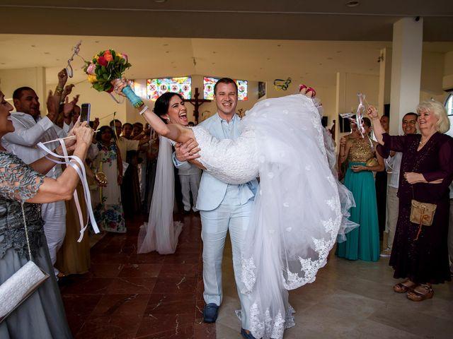 El matrimonio de Roy y Luz en Cartagena, Bolívar 11