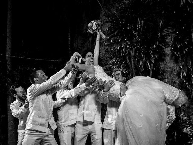 El matrimonio de Roy y Luz en Cartagena, Bolívar 21
