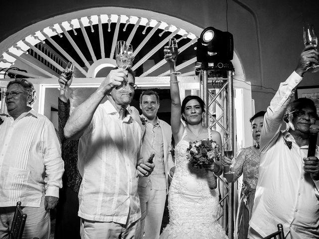 El matrimonio de Roy y Luz en Cartagena, Bolívar 22