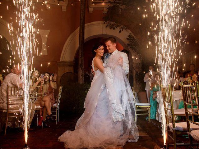 El matrimonio de Roy y Luz en Cartagena, Bolívar 23