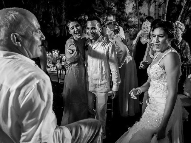 El matrimonio de Roy y Luz en Cartagena, Bolívar 24