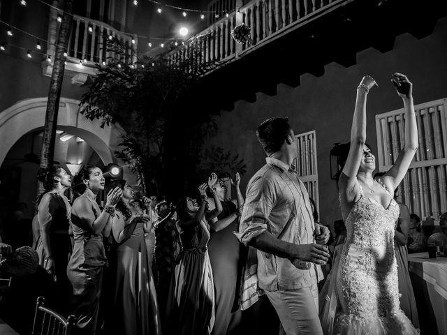El matrimonio de Roy y Luz en Cartagena, Bolívar 25