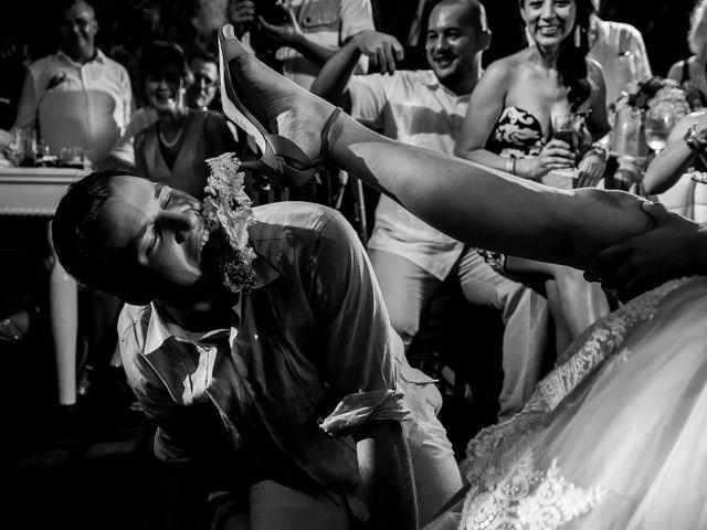El matrimonio de Roy y Luz en Cartagena, Bolívar 29