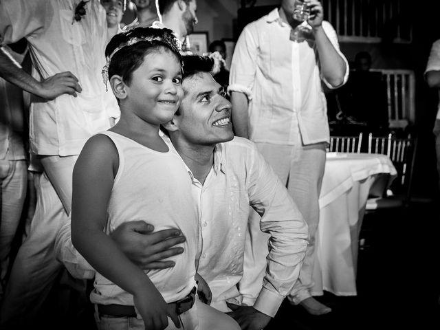 El matrimonio de Roy y Luz en Cartagena, Bolívar 31