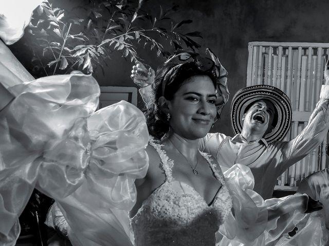 El matrimonio de Roy y Luz en Cartagena, Bolívar 33