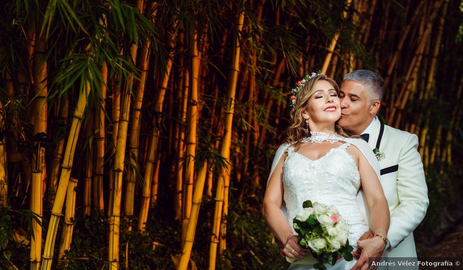 El matrimonio de Luis Fernando y Heidy en Medellín, Antioquia