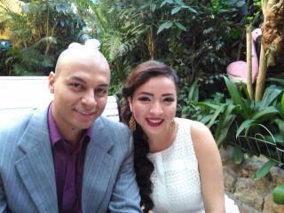 El matrimonio de Luisa y Esteban