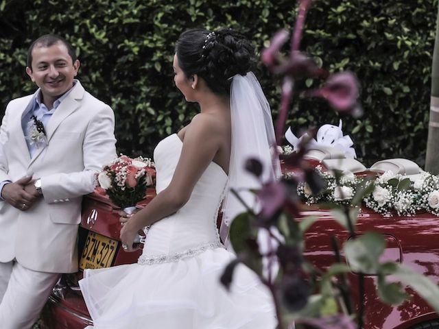 El matrimonio de Edwin y Ana María en Ibagué, Tolima 1