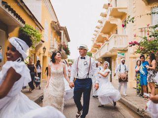 El matrimonio de Karla  y Matty