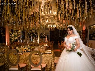 El matrimonio de Mayra Alejandra y Carlos Giovanni  1