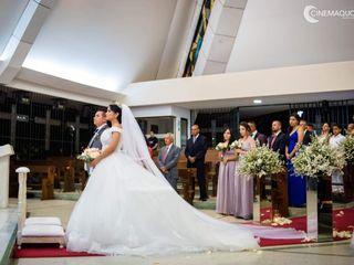 El matrimonio de Mayra Alejandra y Carlos Giovanni  3