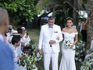 El matrimonio de Enza y Luis 1