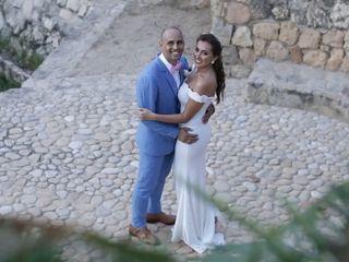 El matrimonio de Enza y Luis 3