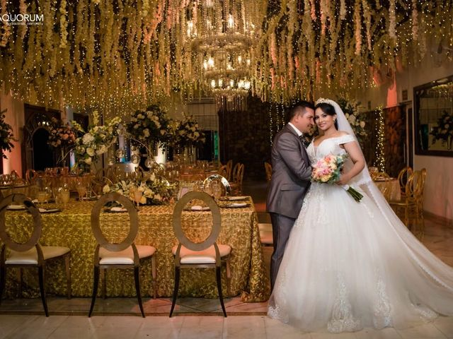 El matrimonio de Mayra Alejandra y Carlos Giovanni