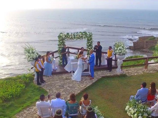 El matrimonio de Luis y Enza en Barranquilla, Atlántico 4