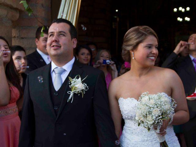 El matrimonio de Ana Maria y Juan Carlos