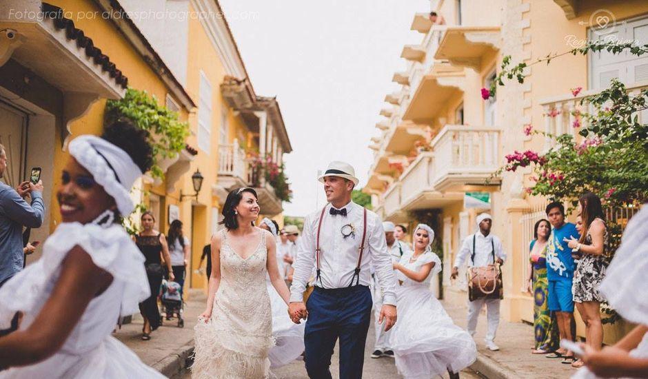 El matrimonio de Matty y Karla  en Cartagena, Bolívar