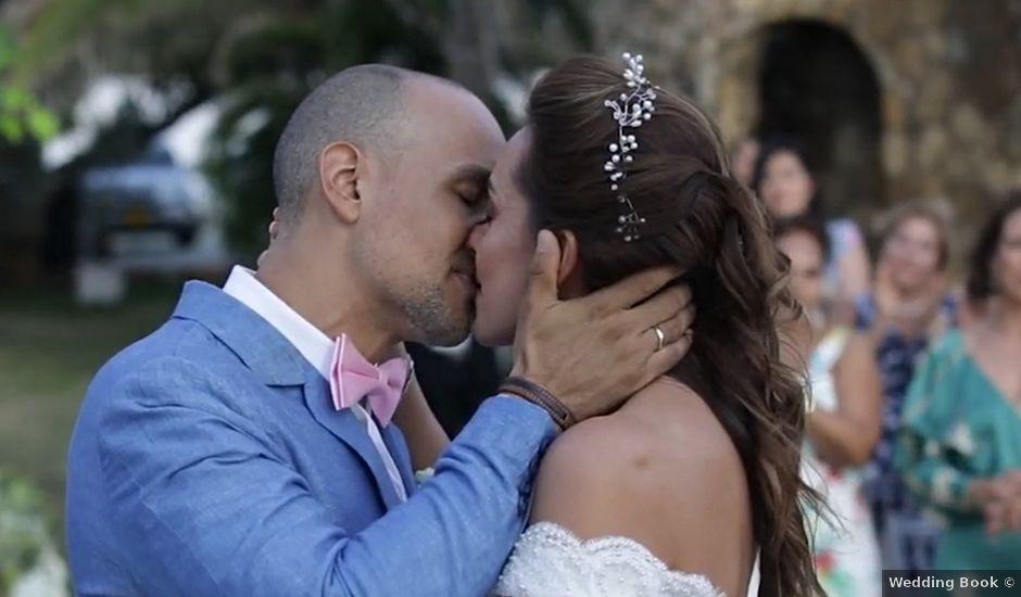 El matrimonio de Luis y Enza en Barranquilla, Atlántico