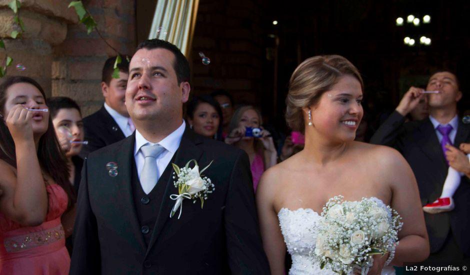 El matrimonio de Juan Carlos y Ana Maria en Rionegro, Antioquia