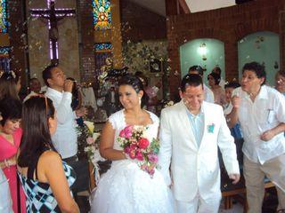 El matrimonio de Mayra   y Jorge   1