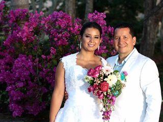 El matrimonio de Mayra   y Jorge
