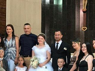 El matrimonio de Luisa y Dudan  1