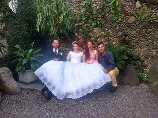 El matrimonio de Luisa y Dudan