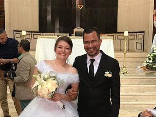El matrimonio de Luisa y Dudan  3