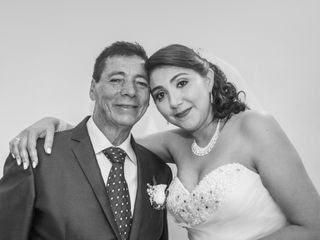 El matrimonio de Gloria  y Gustavo 3