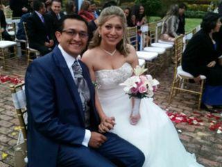 El matrimonio de Yesica  y Camilo