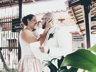 El matrimonio de Naty y Kike