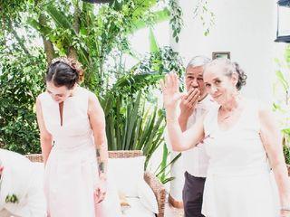 El matrimonio de Naty y Kike 3