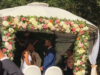 El matrimonio de Diana y Felber 1