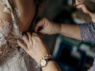 El matrimonio de Alejandro y Laura 1