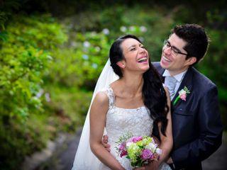El matrimonio de Andrea y Camilo