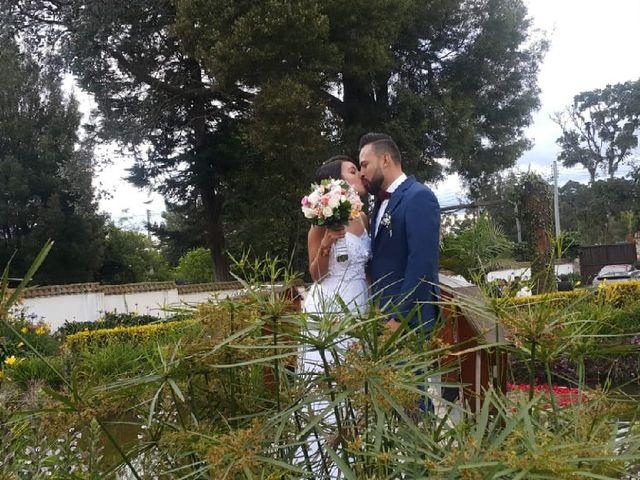 El matrimonio de Diana y Felber
