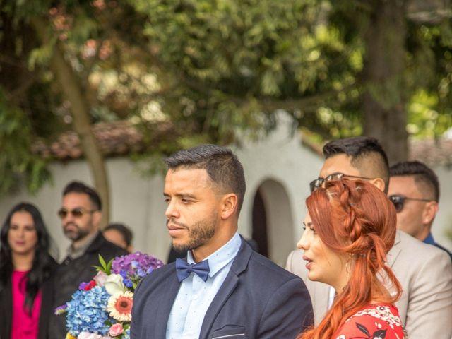 El matrimonio de Julian y Diana en Cota, Cundinamarca 21