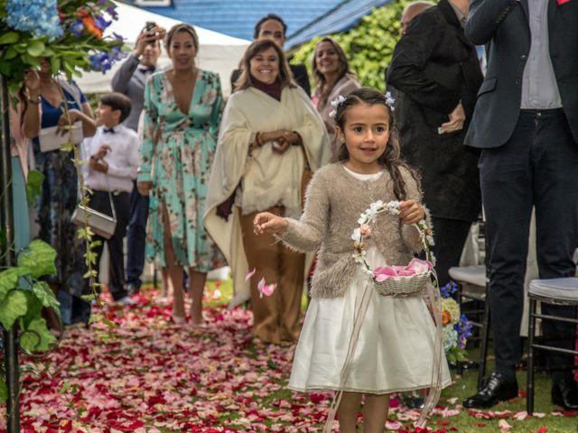 El matrimonio de Julian y Diana en Cota, Cundinamarca 25