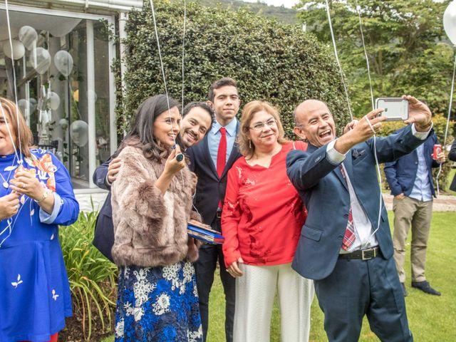 El matrimonio de Julian y Diana en Cota, Cundinamarca 29