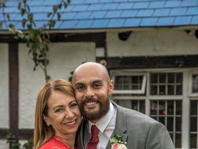 El matrimonio de Julian y Diana en Cota, Cundinamarca 32